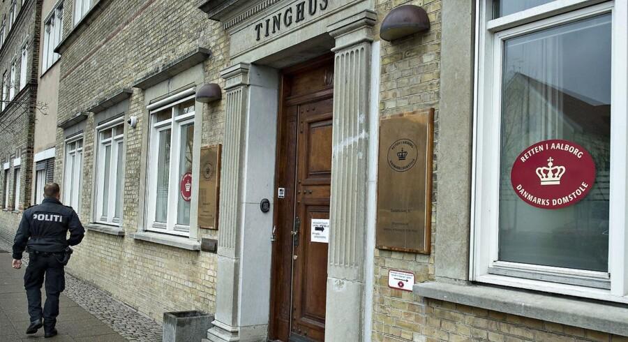 Sagen om den 31-årige skizofrene nordjyde blev afgjort fredag i Retten i Aalborg.