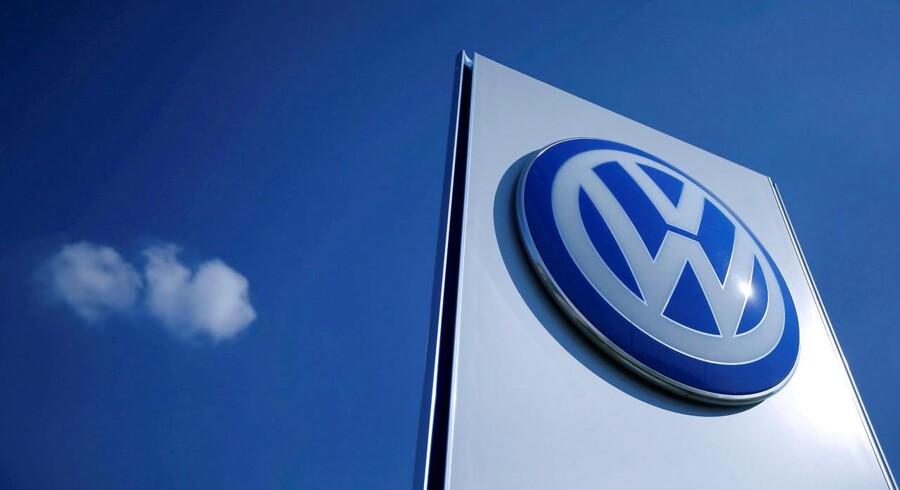 Arkivfoto: Forureningen fra millioner af biler fra Volkswagen vil koste liv i Europa, viser en ny rapport fra MIT.