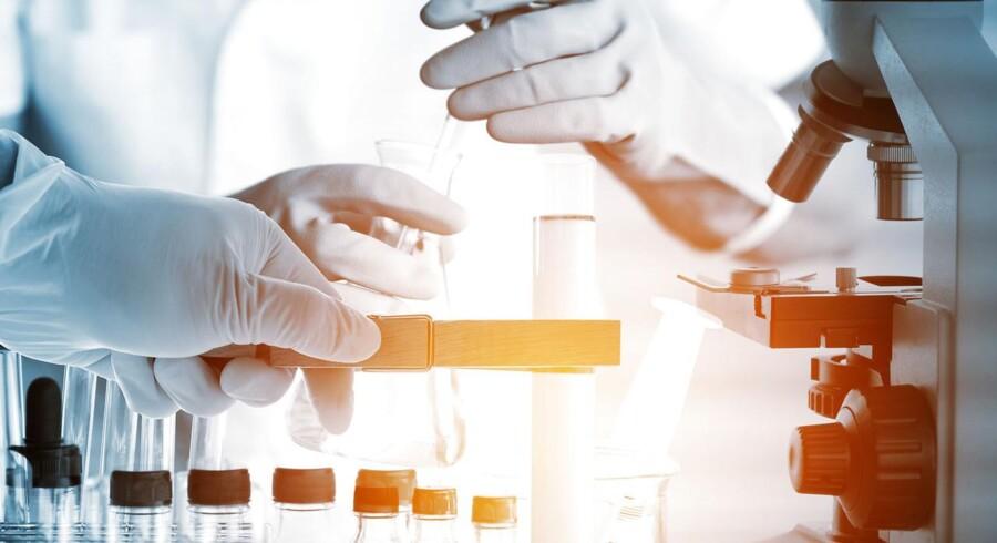 Stockfoto: Et privathospital i Aarhus har anmeldt tyveri af medikamenter, der potentielt set er livsfarlige.