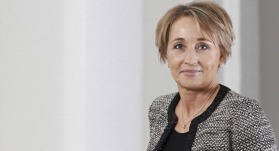 Henriette Fenger, HR-direktør i Danske Bank, har ikke for nuværende planer om at indføre valgfrie helligdage for bankens medarbejdere i Danmark.