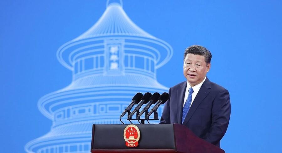 En ekspert fortæller, at kinesiske myndigheder ofte øger overvågningen før større begivenheder.