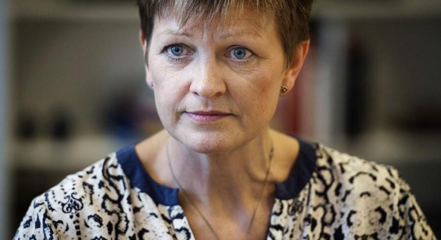 Eva Kjer Hansen kritiserer i skarpe vendinger regeringens udkast til et lovforslag om maskeringsforbud.