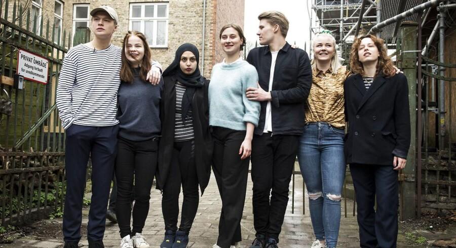 Aveny-T bliver Frederiksbergs nye teater for de unge og vækstlaget. Aveny-T har som det første teater i verden sikret sig rettighederne til at opføre SKAM som teaterstykke, og d. 24/4 præsenterede teaterdirektør Jon Stephensen holdet bag den danske teater-version af den populære TV-serie SKAM.