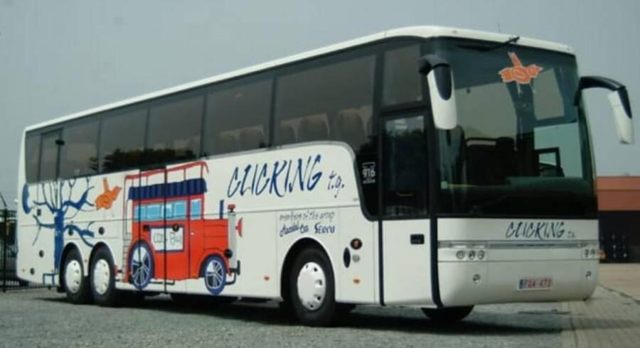 Har du set denne bus? Så vil Københavns Politi gerne høre fra dig.