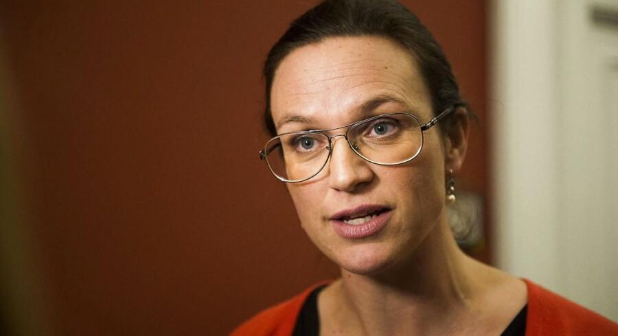 Arkivfoto: Merete Riisager mener, at ansvaret for at overholde folkeskoleloven ligger hos kommuner og skoler.