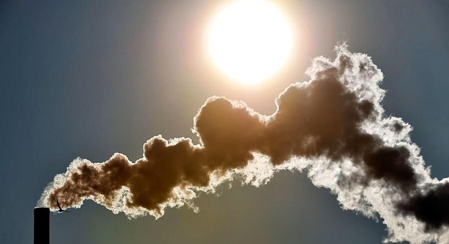 De seneste tre år har været de varmeste, der nogensinde er målt.