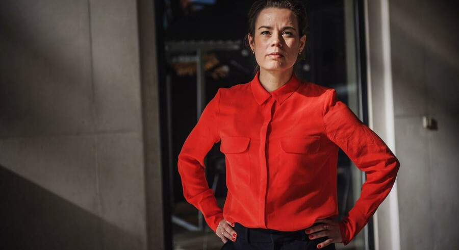 Efter tre år på posten stopper Nina Groes som direktør i Kvinfo den 1. januar.
