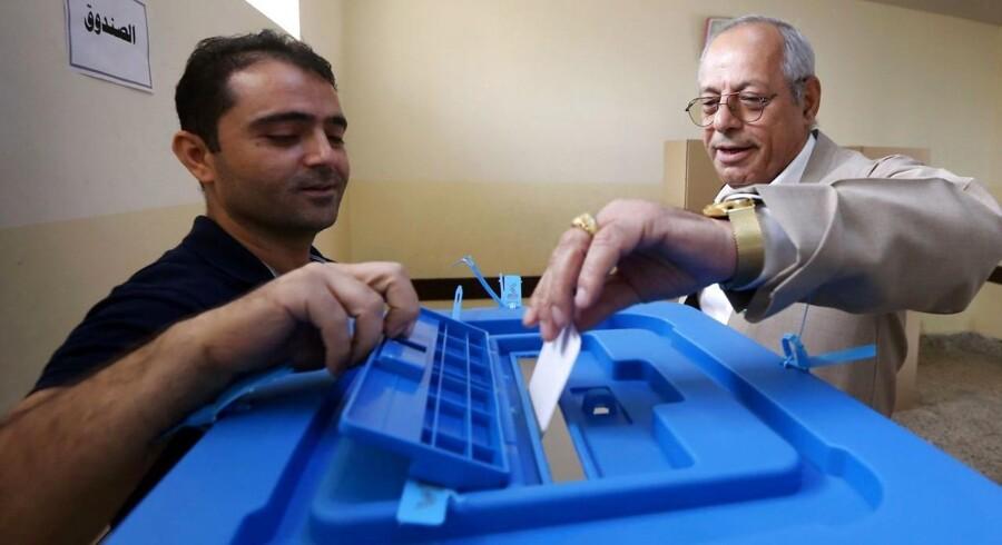 Mandag er der afstemning om en kurdisk regions løsrivelse fra Irak. Flere danskere er rejst ned for at stemme.