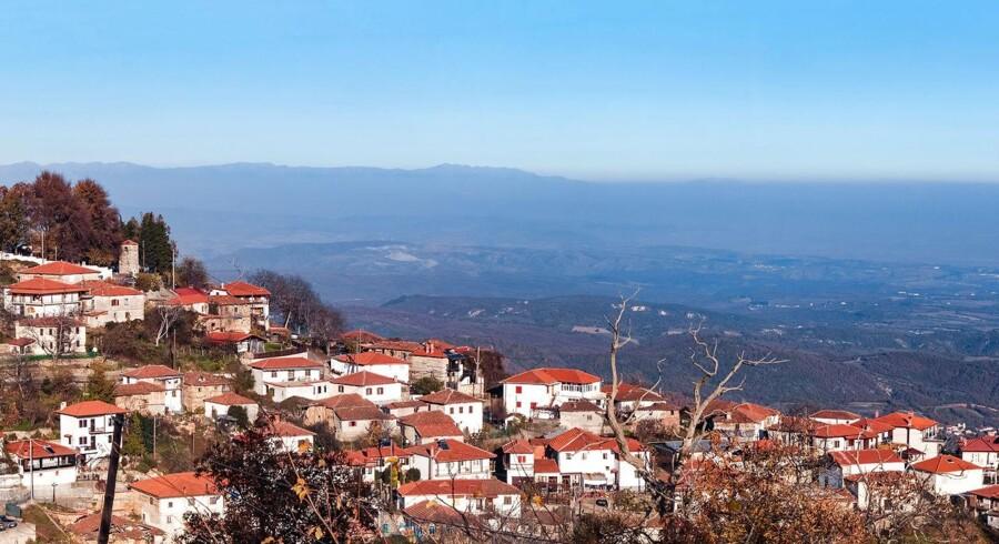 Arkivfoto. Mange makedonere ser det som en trussel mod landet, hvis etnisk albanske partier kommer i koalitionsregering.