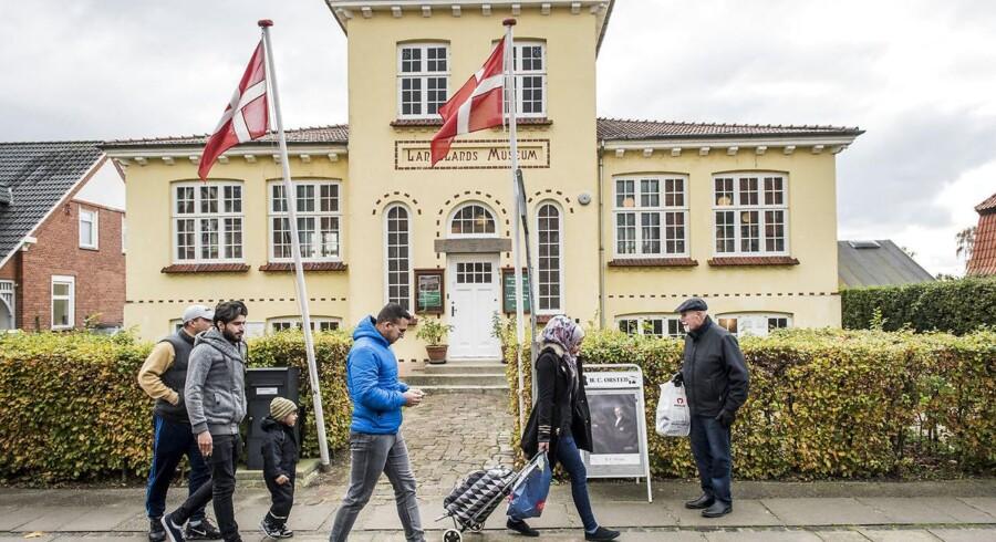 55 personer søgte asyl i Danmark i perioden 28. december til 3. januar. Det viser den foreløbige opgørelse fra politiet ifølge Udlændinge- og Integrationsministeriet.