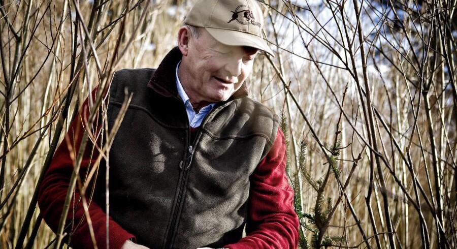 Arkivfoto. Formanden for Bæredygtigt Landbrug går fri i sag om inhabilitet. Det møder kritik fra professorer.