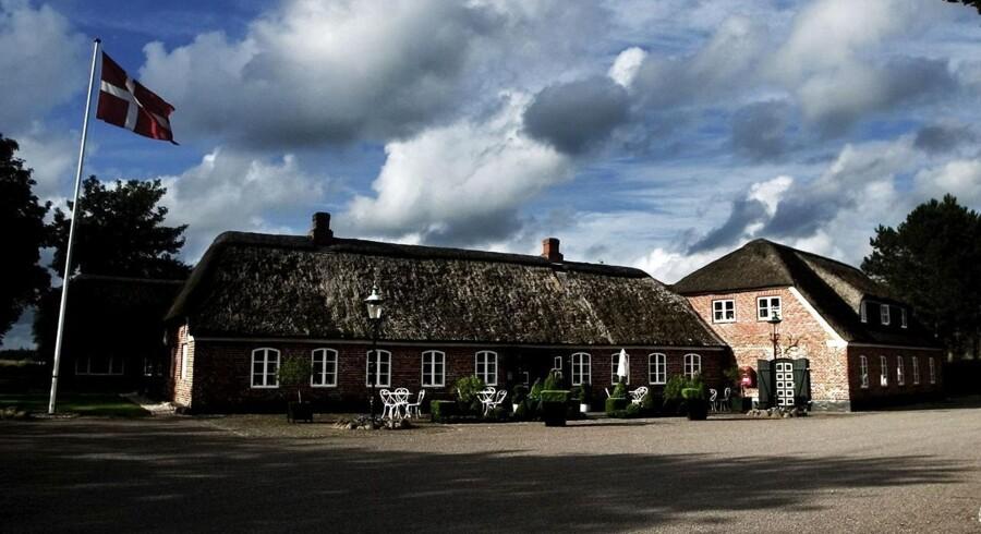 Henne Kirkeby Kro.