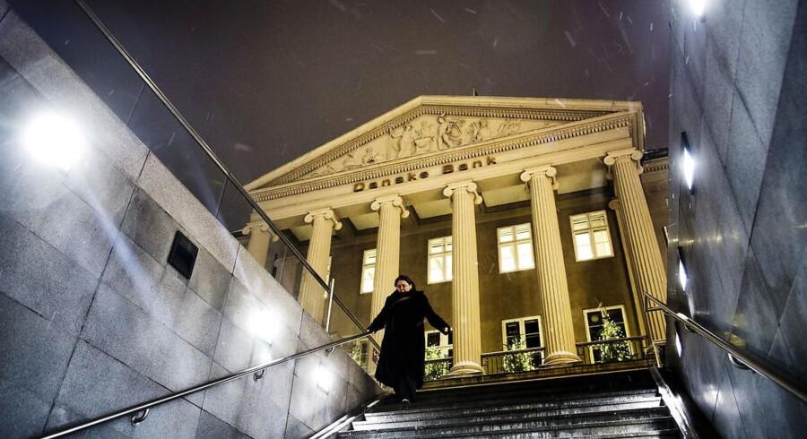 Danske Bank tror ikke på, at den vil være i stand til at skære i sine udgifter i 2017, og omkostningerne er et skuffende element i bankens regnskab for andet kvartal.