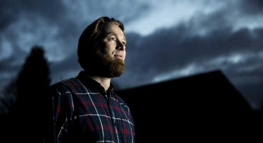 Chresten Ibsen, fra Braband er ved at starte foreningen Fair Bidragssats. Sammen med mange andre danskere vil de lægge pres på deres pengeinstitutter.