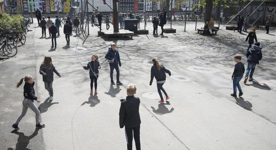 Samarbejde mellem ledelse og lærere er den hurtigste vej til lavet sygefravær, mener Anni Green Sandhagen, skoleleder på Christianshavns Skole.