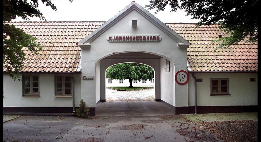 Arkivfoto: En psykiatrisk overlæge med indgående kendskab til udlændingeområdet er stærkt kritisk overfor Udrejsecenter Kærshovedgård i Midtjylland.