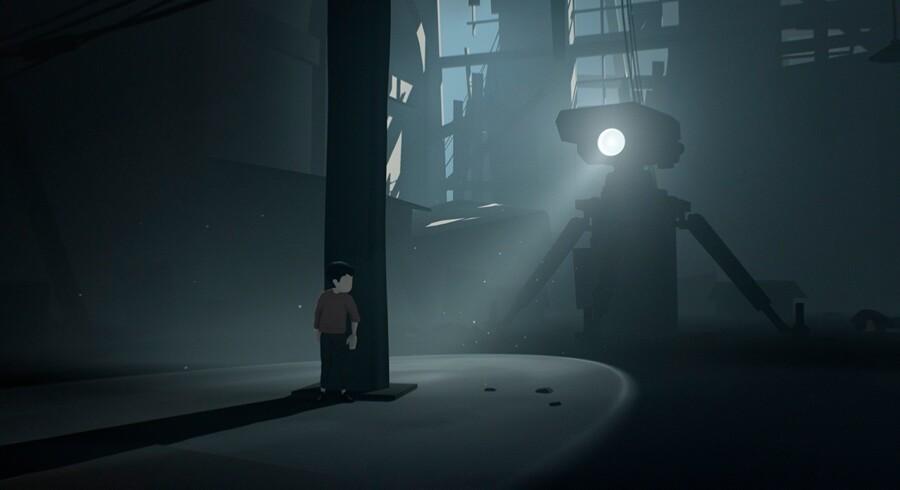 Danske Playdead har i år udgivet det meget anmelderroste spil »Inside« - som også er nummer et på Berlingskes liste over årets spil