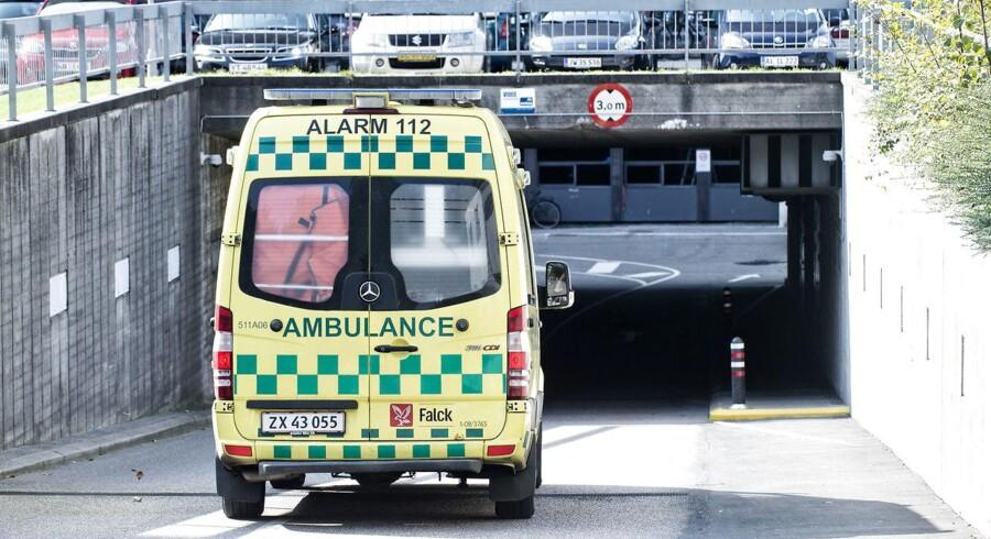 En intern mail viser, at 1813 i flere tilfælde ikke har sendt ambulancer ud, selv om de burde have gjort det.
