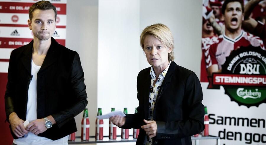 Katja Moesgaard bliver ny COO i FCK.