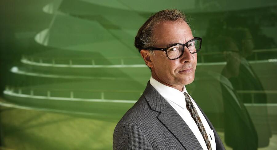 Novos forskningsdirektør, Mads Krogsgaard Thomsen, håber, at samarbejdet med forskerne fra Oxford vil skabe nye lægemidler mod diabetes.