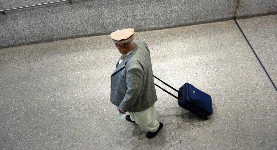 I dagene efter forbuddet blev indført i slutningen af januar, faldt bestillingerne af flybilletter til USA med 6,5 procent sammenlignet med sidste år.