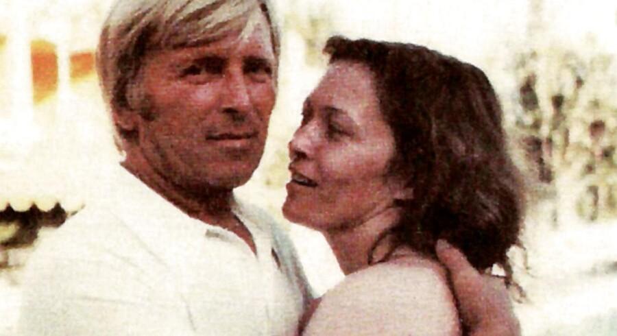 Svend Petersen i sine velmagtsdage, da han var kendt under navnet »The Cabana King«. Privatfoto