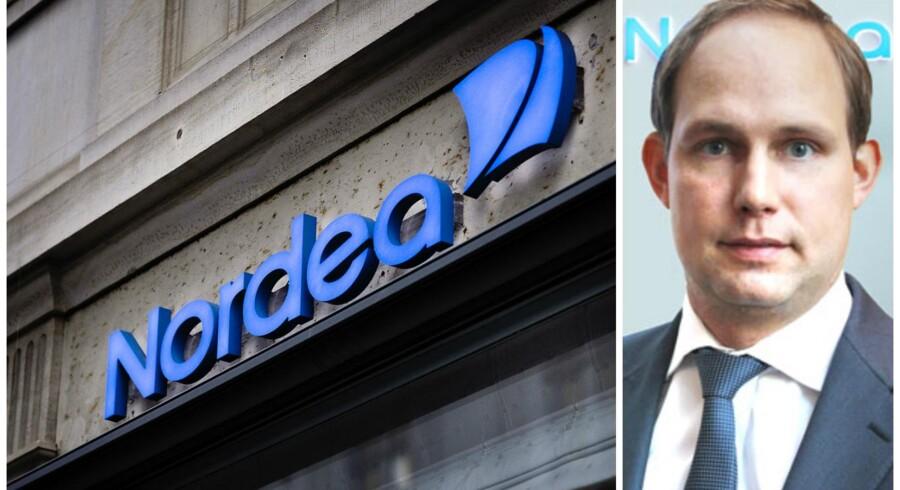 Martin Persson, ny leder af Wholesale Banking.