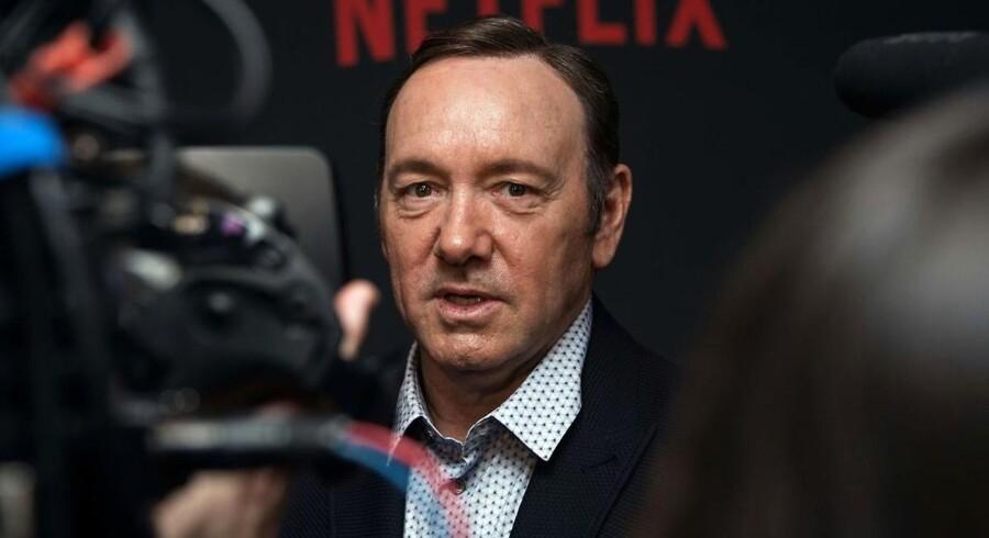 Næste år bliver der blændet op for den sidste sæson af den populære serie »House of Cards« med Kevin Spacey i den absolutte hovedrolle.