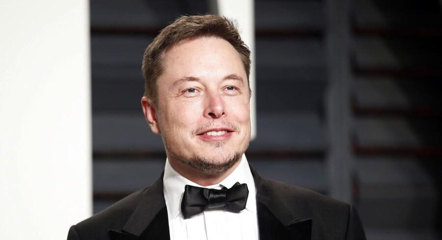 Arkiv: Elon Musk