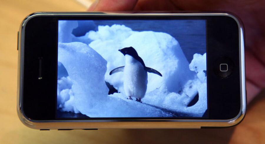 AT&Ts aktionærer er kolde overfor selskabets eneret på at sælge iPhone. Det koster nemlig knapper.