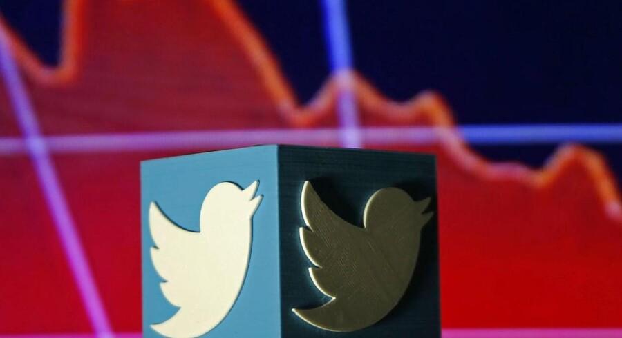 Selv om Twitters omsætning er steget i fjerde kvartal, har det sociale medie ikke fået flere brugere.