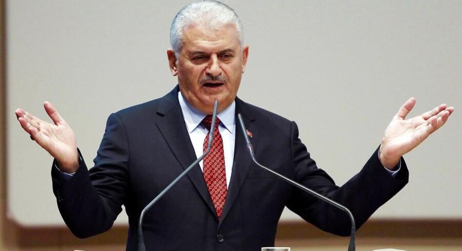 Premierminister Binali Yildirim