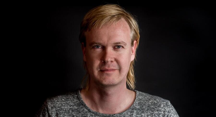 Formand for DARE, Mikkel Raahede, er selv far til tre piger, som han har med hjælp fra en surrogatmor.