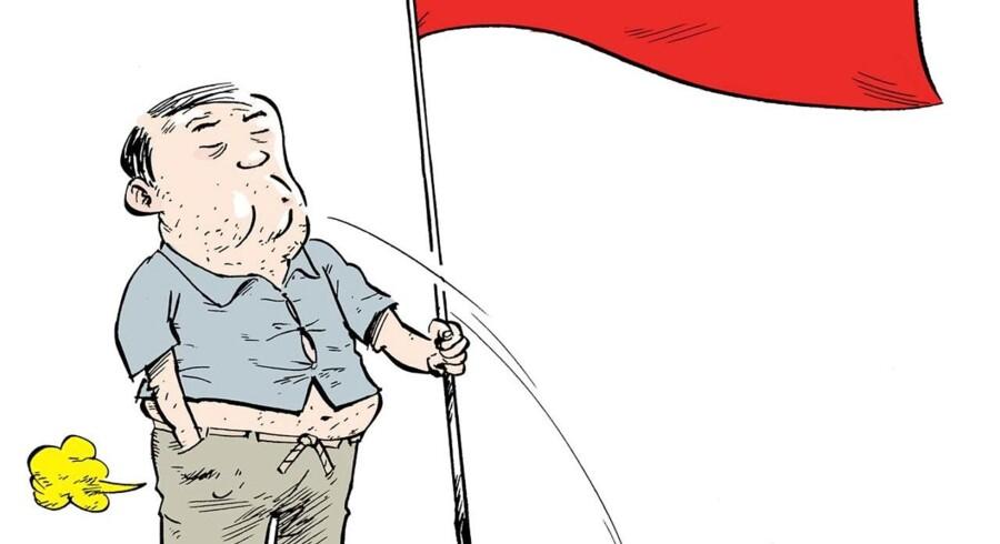 Illustration: Claus Bigum.