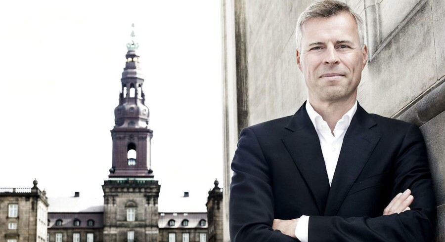 Det er en »form for sejr« for de Konservative, at regeringen nu vil imødekomme deres miljøkrav, siger Berlingskes politiske kommentator Thomas Larsen, der også ser en statsminister som ikke har kræfterne til endnu et slagsmål med K-formand Søren Pape Poulsen.