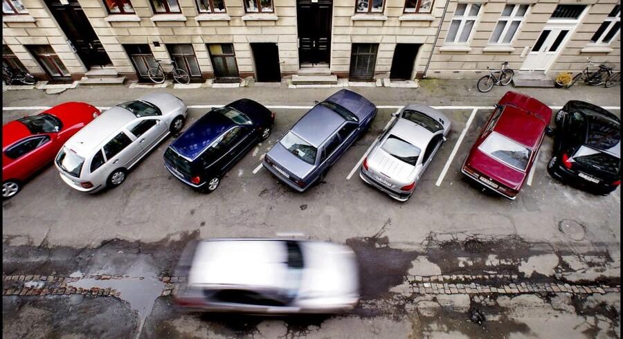 Fra den første marts koster det penge at parkere i Valby og på det ydre Nørrebro og ydre Østerbro.