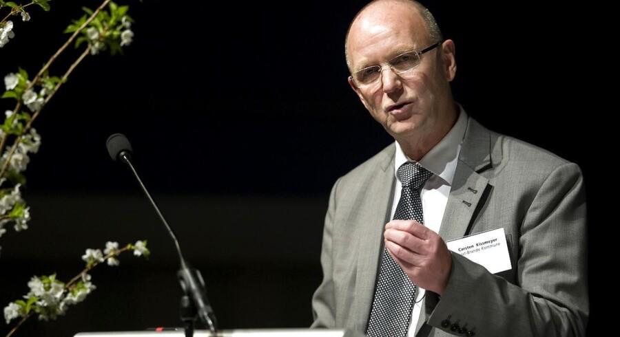 Borgmester Carsten Kissmeyer Ikast-Brande kommune. F