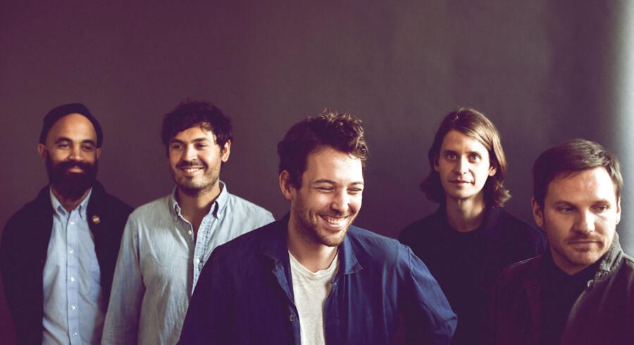 Det amerikanske indiefolk-band er klar med deres længe ventede tredje album »Crack-Up«