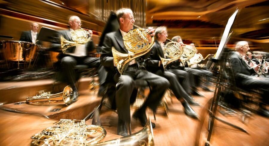 Kulturminister Mette Bock og DFs kulturordfører, Alex Ahrendtsen, foreslår begge at udskille Koncerthuset fra DR og lægge bl.a DR SymfoniOrkestret ind under Det Kongelige Teater.