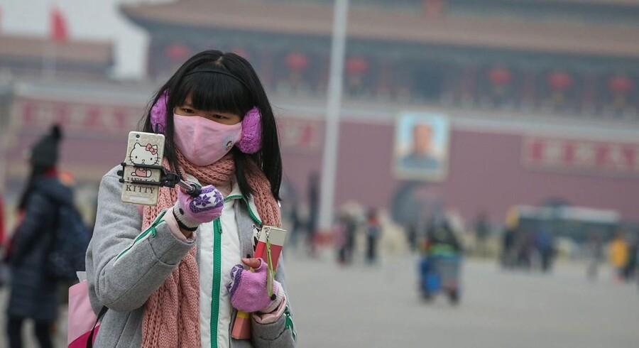 """Kinesiske byer, der er placeret på tre """"forureningslandeveje"""", kan vente at få ordre om at koordinere deres bestræbelser på at få nedsat udledninger af CO2."""