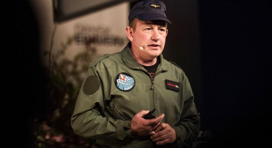 Den drabsdømte Peter Madsen blev forleden overfaldet af en anden indsat i Storstrøm Fængsel. Det oplyser Madsens forsvarer i en sms til Ritzau.