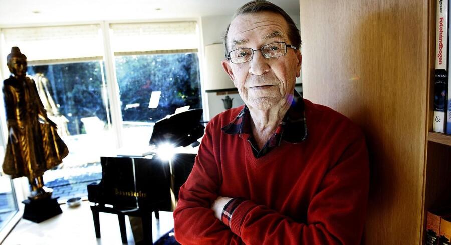 Januar 2012. Den folkekære forfatter, digter og pianist Benny Andersen er død torsdag eftermiddag. Han blev 88 år.