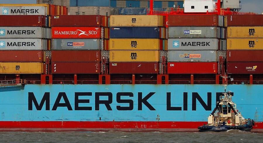 Opkøb og vækst dominerer regnskabet for A.P. Møller - Mærsk, der netop er offentliggjort via fondsbørsen.