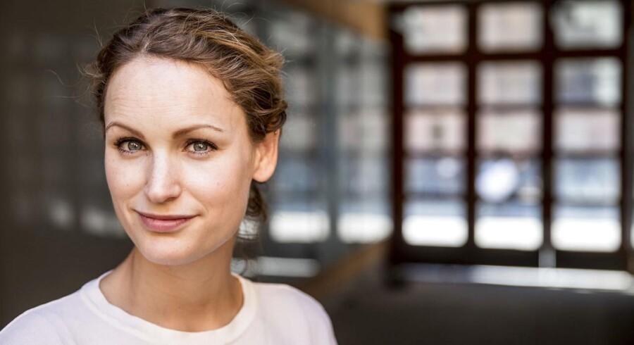 Enhedslistens politiske ordfører Pernille Skipper.