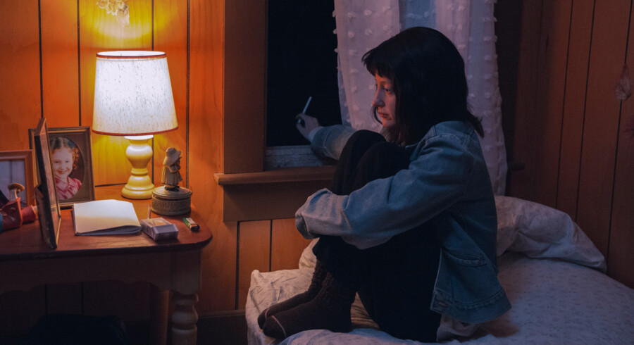 Andrea Riseboroughs 'Nancy' er en omvandrende gåde, som vi på skift ynker, elsker og frastødes af.