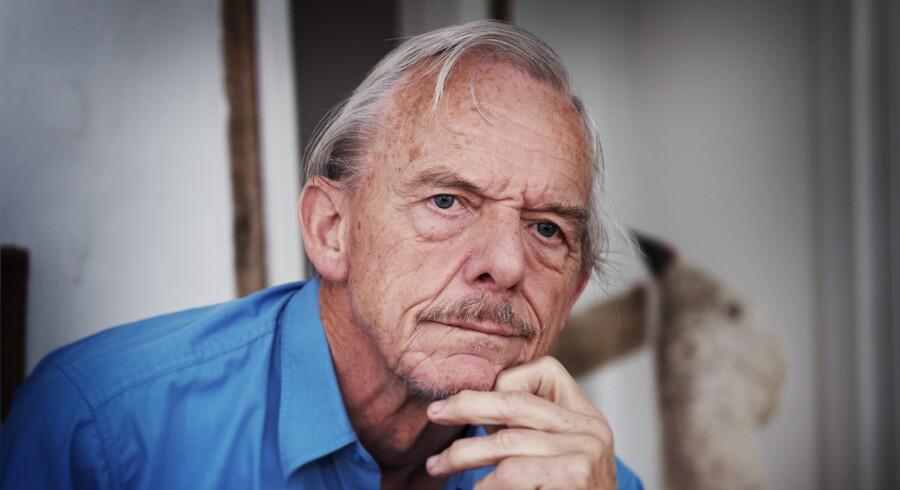 Tidligere overlæge Svend Lings har ofte markeret sig i debatten om aktiv dødshjælp med kontroversielle udtalelser. Sonny Munk Carlsen/arkiv/Ritzau Scanpix