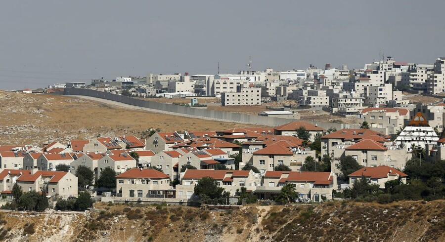 Der bor omkring 600.000 israelere i bosættelserne på Vestbredden og i Østjerusalem.