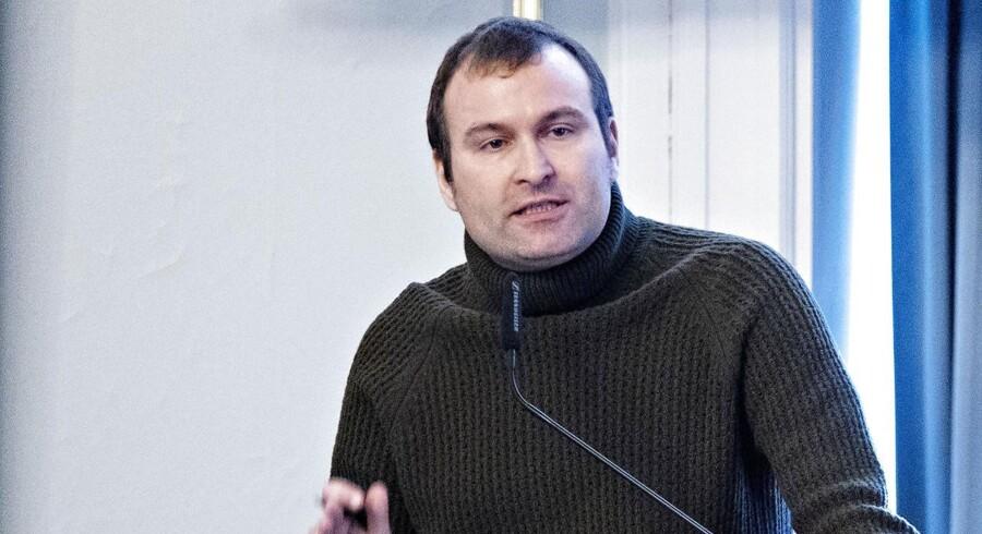 Mikkel Grüner er byrådsmedlem for Sosialistisk Venstreparti i Bergen og dansk statsborger.