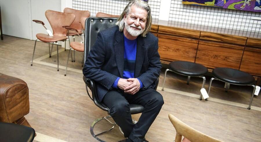 Manden bag Lauritz.com, Bengt Sundstrøm, har tidligere forsvaret partnermodellen. Nu blusser kritikken igen op kort før selskabet halvårsregnskab.