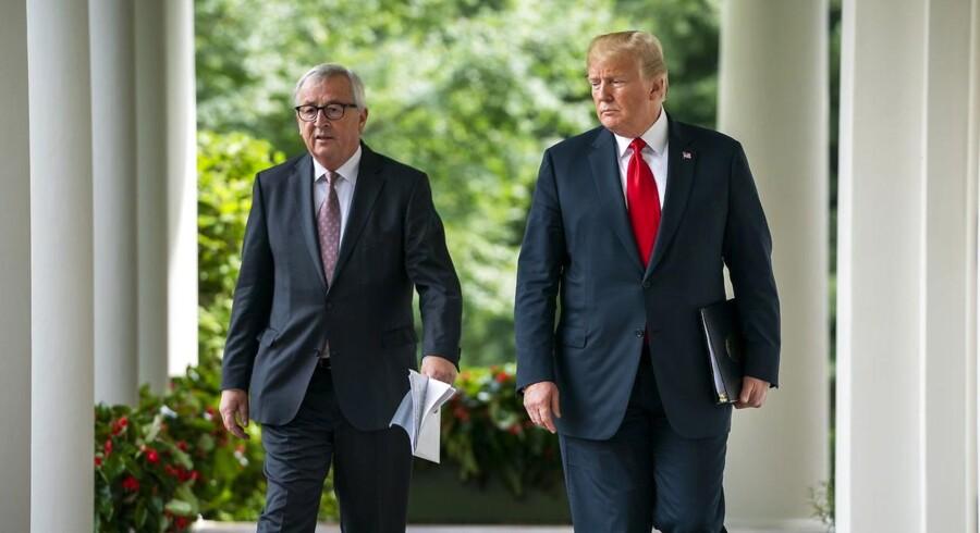 Flere eksperter siger til Berlingske, at de forventer yderligere handelspolitiske krisemøder mellem EU-Kommissionens formand, Jean-Claude Juncker, og den amerikanske præsident, Donald Trump.